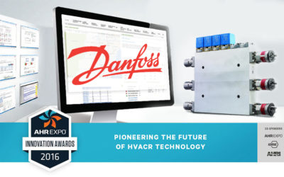 Danfoss Wins 2017 AHR EXPO Innovation Awards