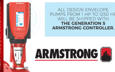 Launch of Armstrong's Design Envelope Generation 5