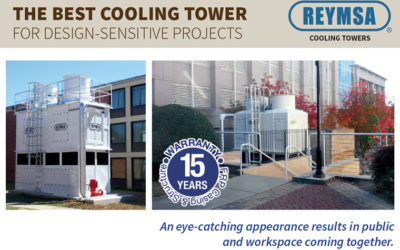 Reymsa: The Best Cooling Tower for Design-Sensitive Projects