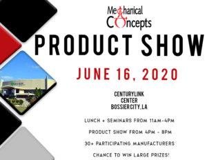 MC 2020 Product Show @ Century Link Center | Bossier City | Louisiana | United States