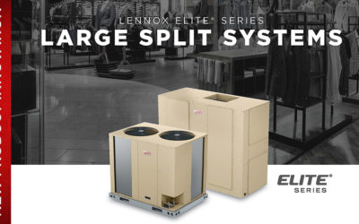 Product Innovation: Lennox Elite Series Large Split Systems